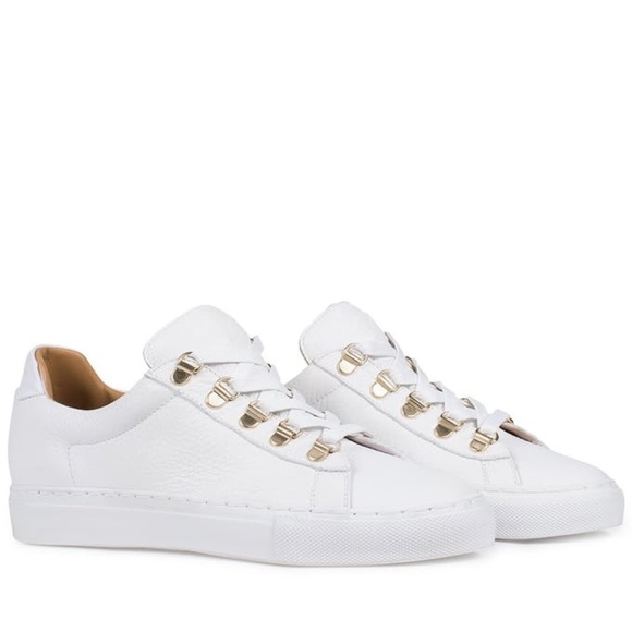 c84e3d7220566d koio collective Shoes - Koio Collective white leather sneakers sz 7 37
